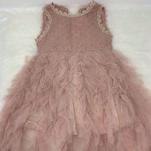 Princess toddler girl dress